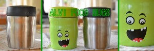 Alvi Food Mugs